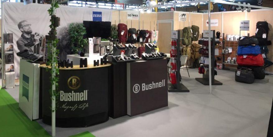 Corner optique: Bushnell & Zeiss